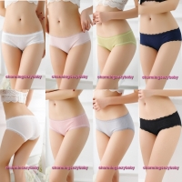 Women Sexy Underwear Panties Briefs Knickers Lingerie (7 Colors) LY906